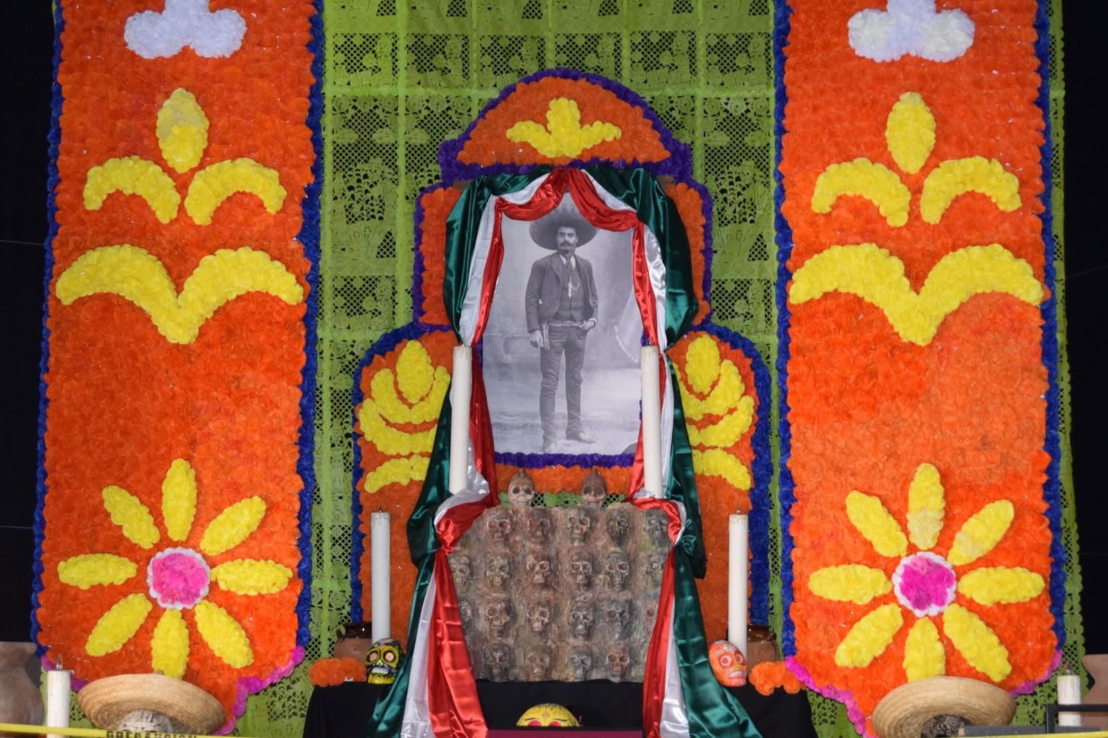 Bisnieto de Zapata inaugurará altar monumental en el CECUT