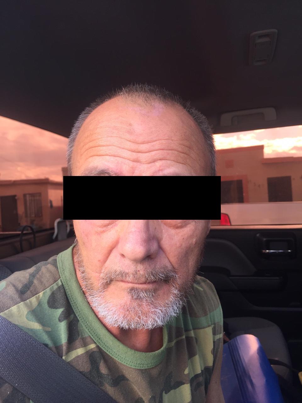 Capturan a peligroso pedófilo que cruzó a Mexicali