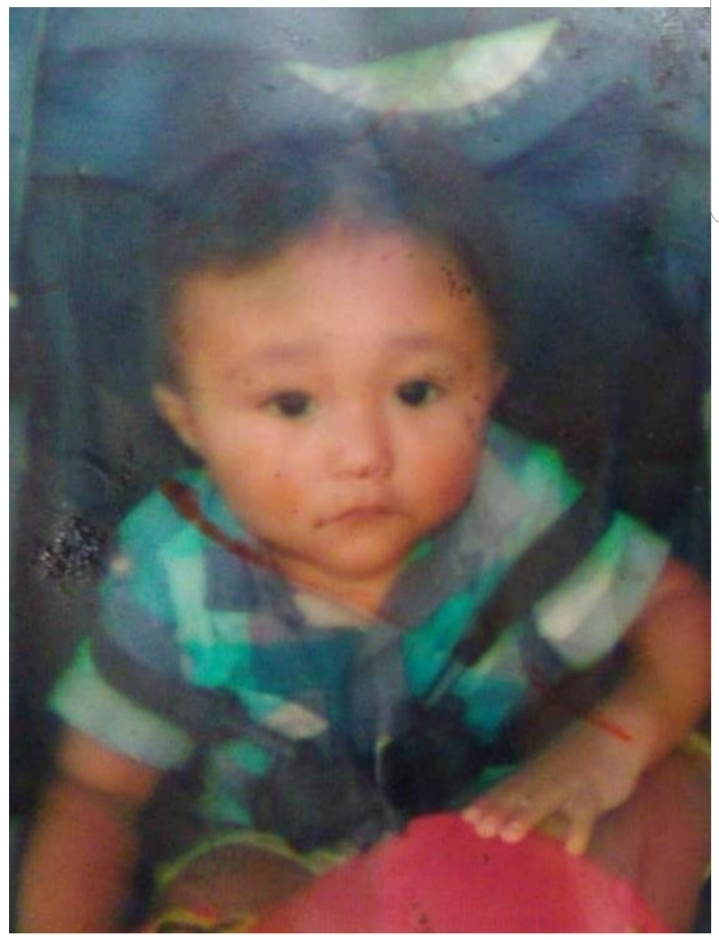 Activan Alerta Amber por desaparición de niño de 1 año
