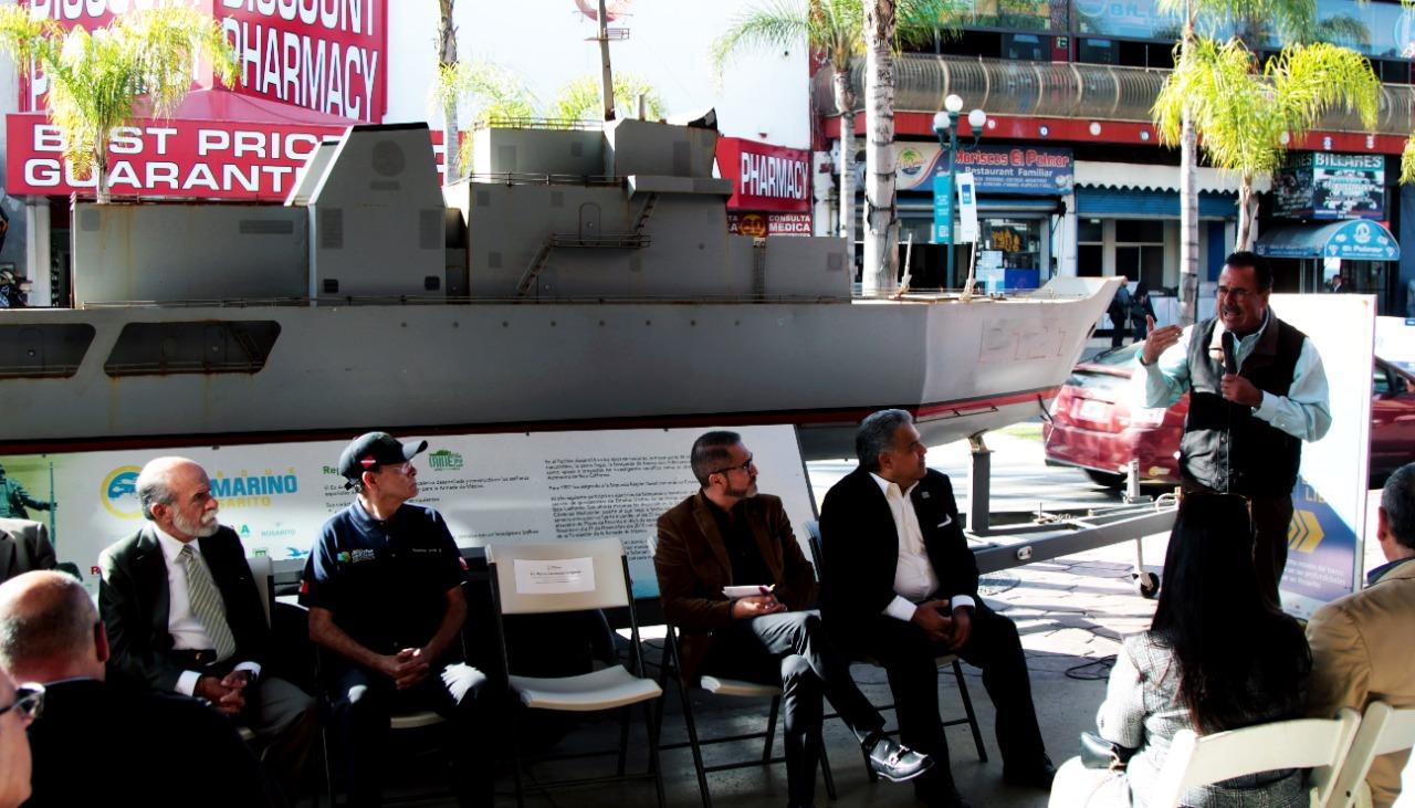 Parque Submarino Uribe 121 tendrá Centro de Monitoreo