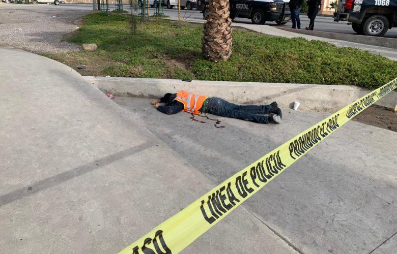 Avanzan investigaciones de la balacera en el Parque Industrial Florido
