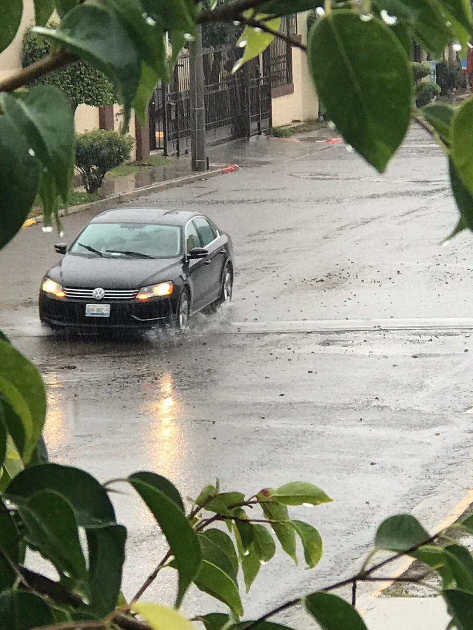 Se esperan lluvias intensas para las próximas horas
