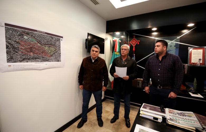 Cumplirá Gobernador de BC acuerdos con vecinos de la colonia Altiplano y Lomas del Rubí