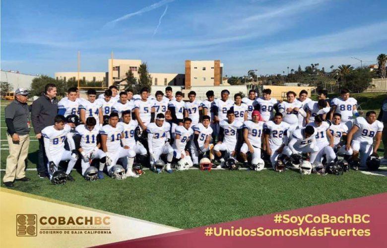 Jugadores de la NFL presencian encuentro juvenil en Tijuana