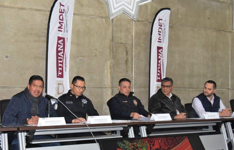 Anuncian carrera por Día Internacional del Policía