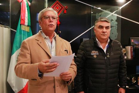 Anuncia Bonilla atención integral para migrantes en Tijuana