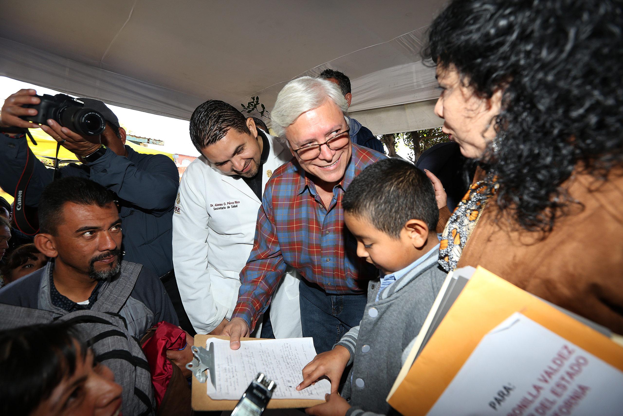 BC sí tendrá un gobierno distinto, honesto, trabajador y eficiente: Jaime Bonilla Valdez