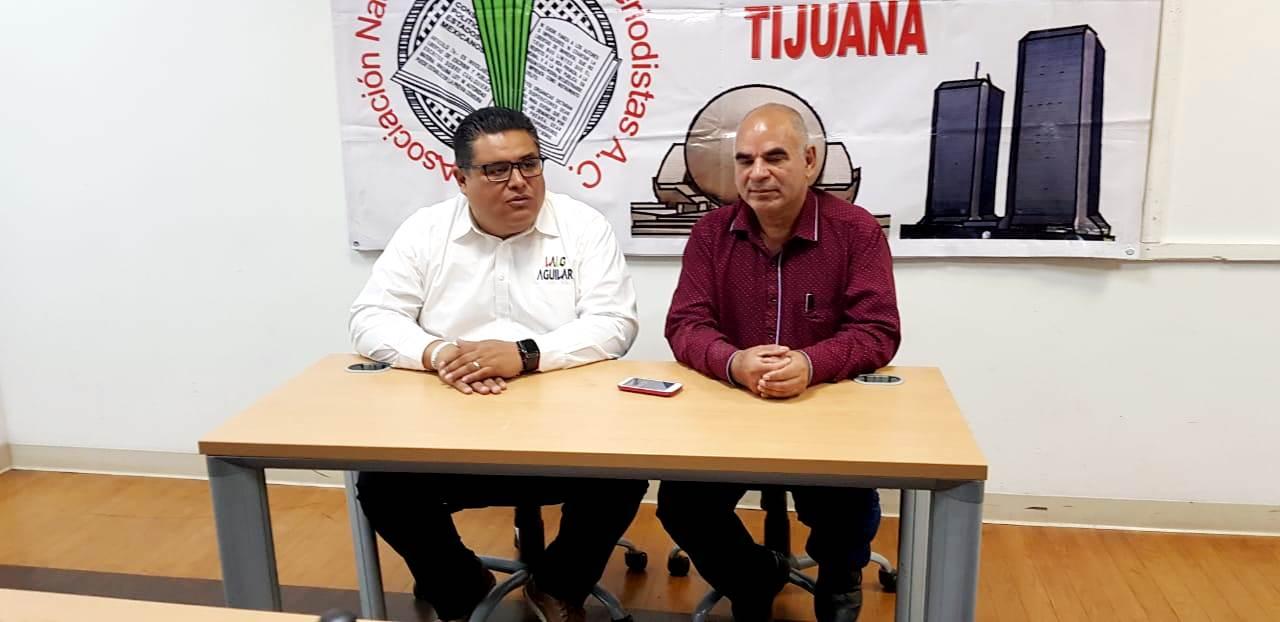 Lalo Aguilar propone renovar el Sindicato de burócratas