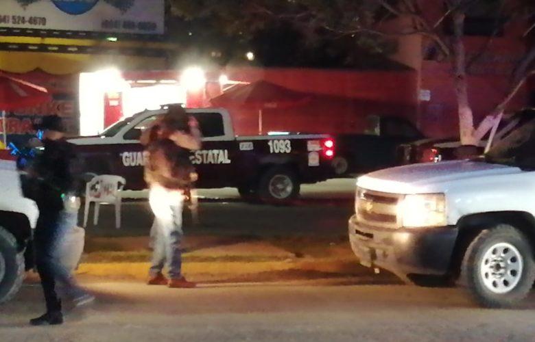 Dan prisión preventiva a cuatro detenidos por  el homicidio de un agente de la Guardia Estatal y un civil