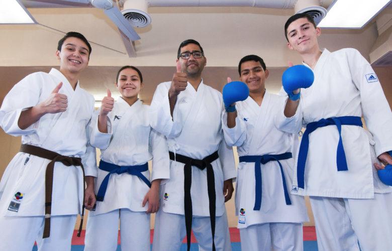 Representarán a Baja California jóvenes en Selectivo Nacional de Karate Do
