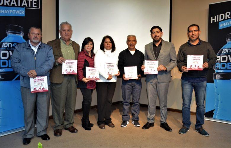 Organizarán Maratón Internacional 2020
