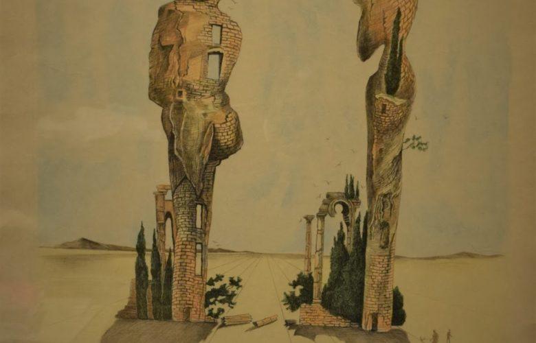 Exhibió el CECUT grabado original de Salvador Dalí