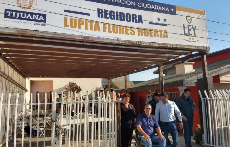 Convoca la regidora Lupita Flores al inicio de sus jornadas comunitarias
