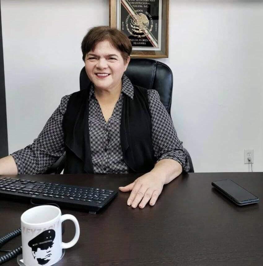 No por ser de oposición  dejaré de votar  a favor de los tijuanenses: Lupita Flores