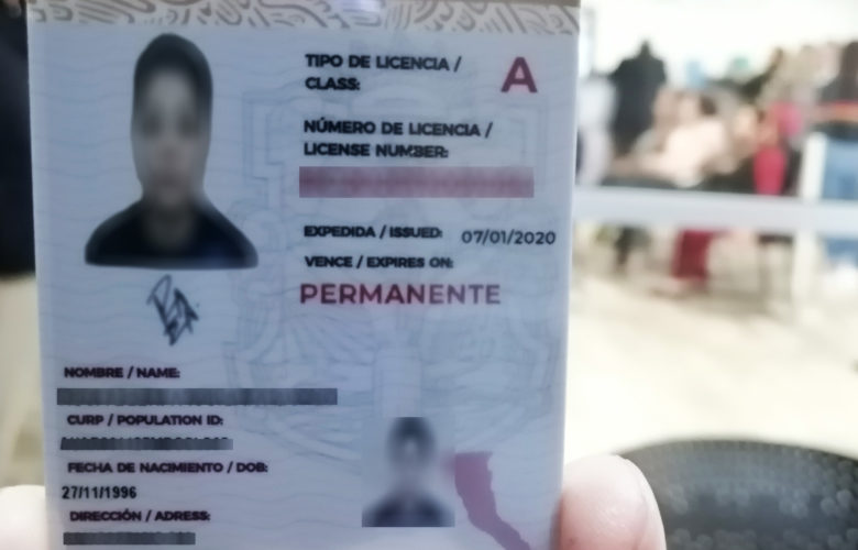 Licencia de conducir será permanente en BC
