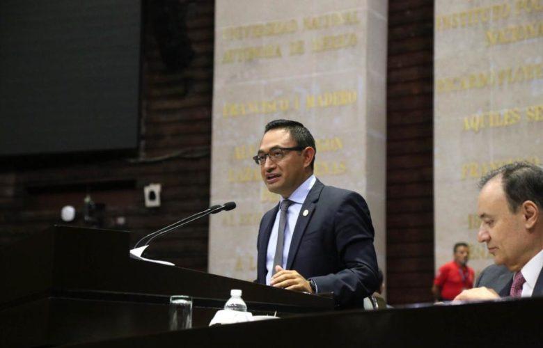 Lleva Héctor Cruz ante Comisión Permanente del Congreso caso de 'moches' en BC