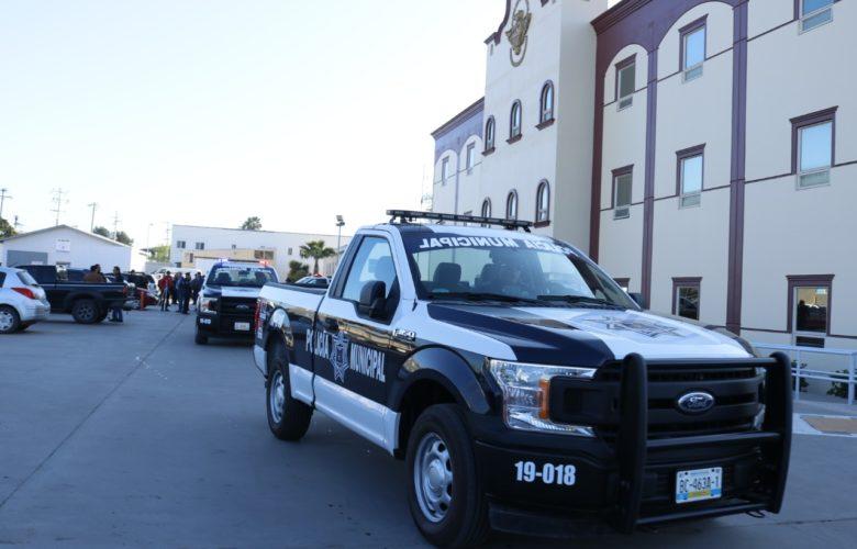 Entran en operación cinco nuevas patrullas en Playas  de Rosarito