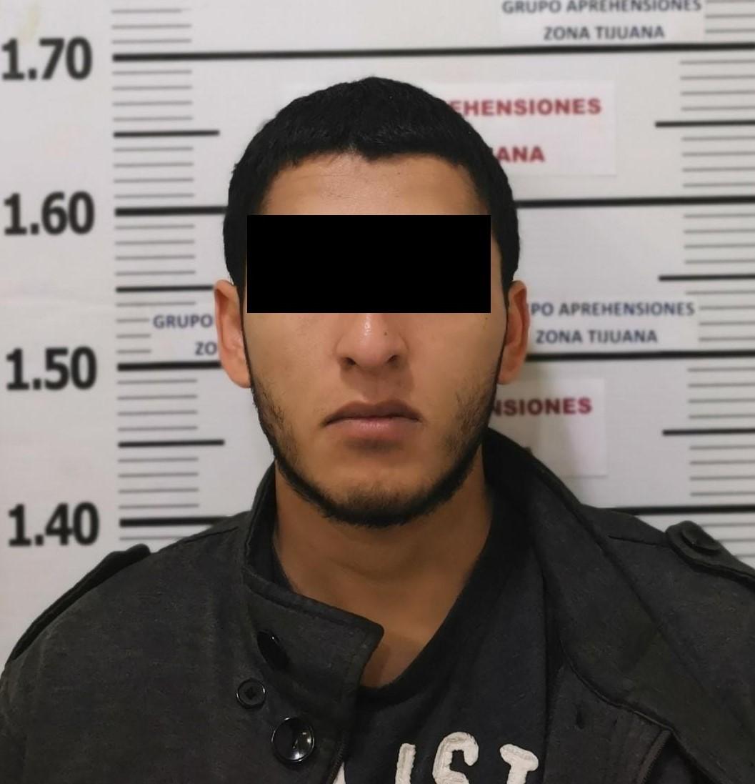 """Capturan a """"EL ALDO"""" presunto sicario del CJNG"""