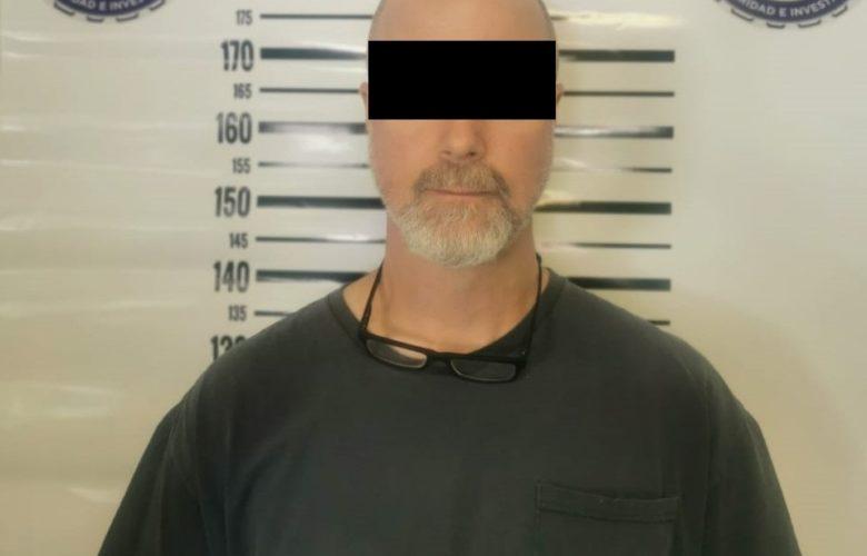 Detienen a pedófilo estadounidense buscado por el FBI