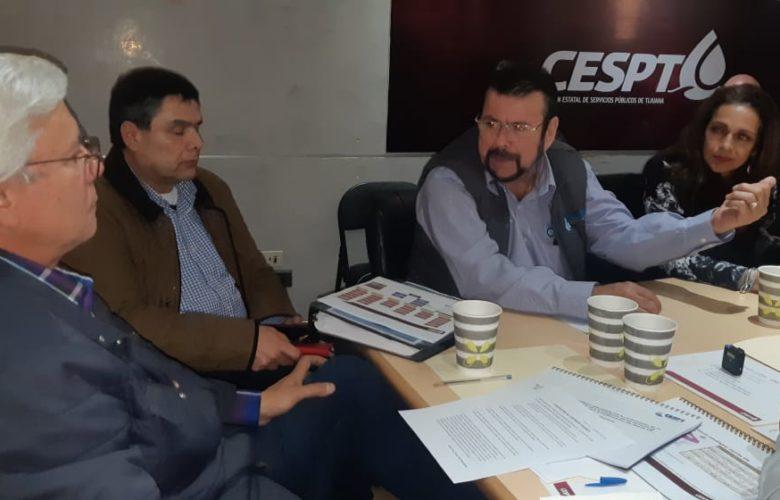 Promoverá Gobernador Jaime Bonilla a la CESPT como un organismo de excelencia