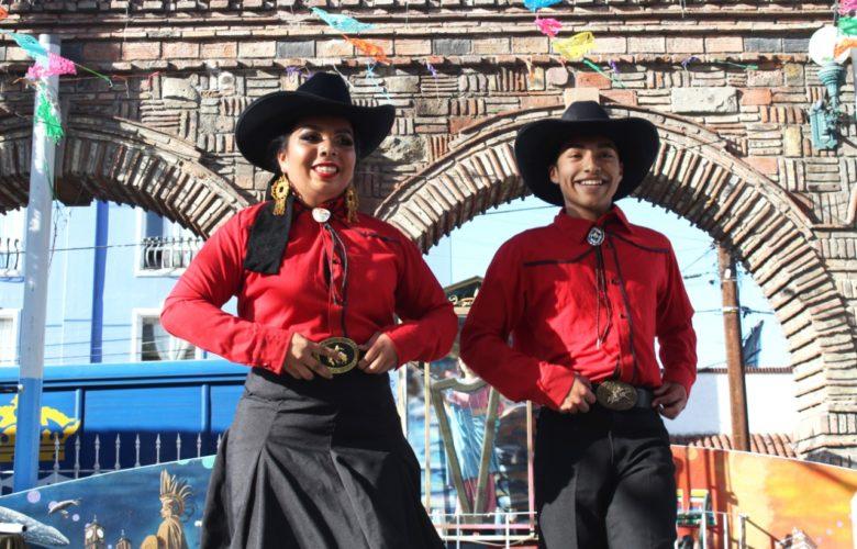 Celebró IMAC Día del amor y la amistad en Plaza Santa Cecilia
