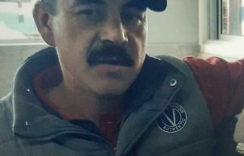 Buscan a Joel de 38 años se encuentra desaparecido desde hace días