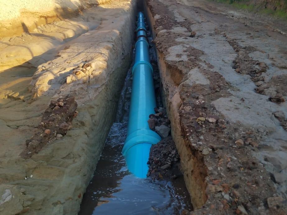 Cierre de tanques al sur de ROSARITO por fuga en Acueducto Florido – Popotla