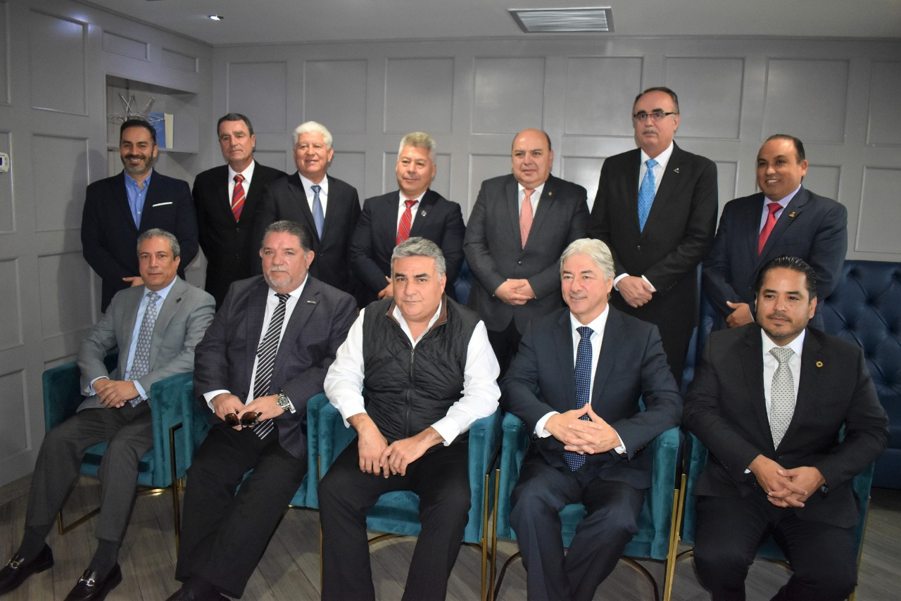 Coincide Alejandro Ruiz Uribe con CCE en detonar el Desarrollo de Infraestructura en BC