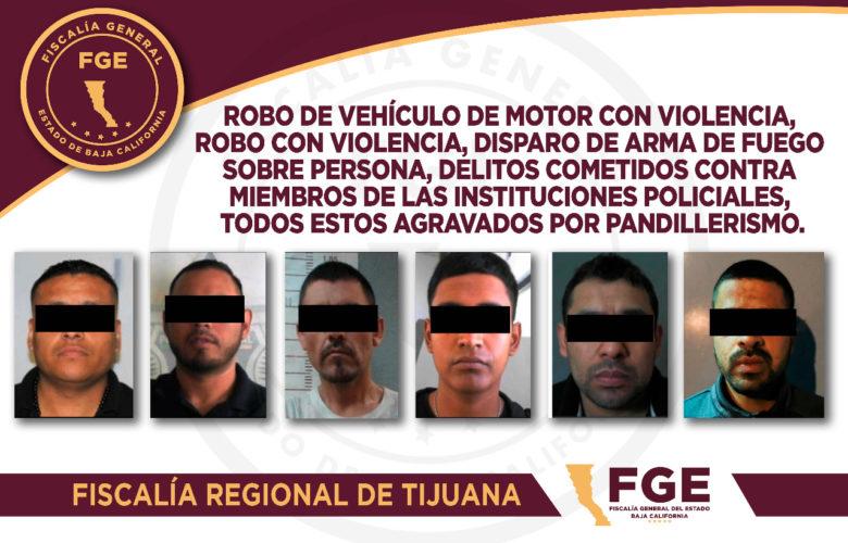 Confirma FGE detención del Chapito Leal y su banda por robo de vehículo
