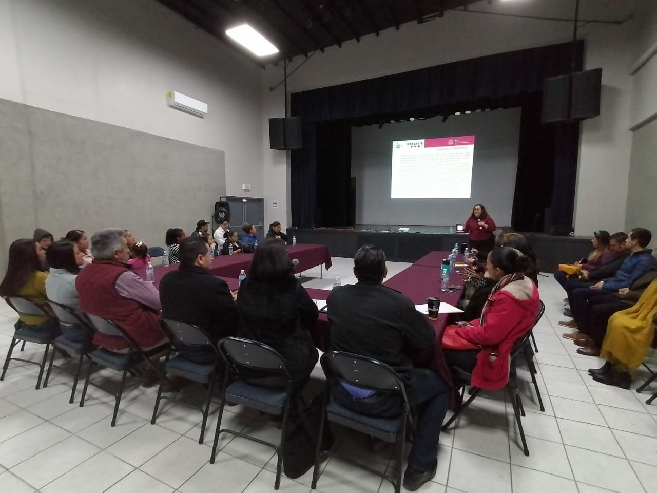 Instala Playas de Rosarito Consejo Municipal de Participación Escolar