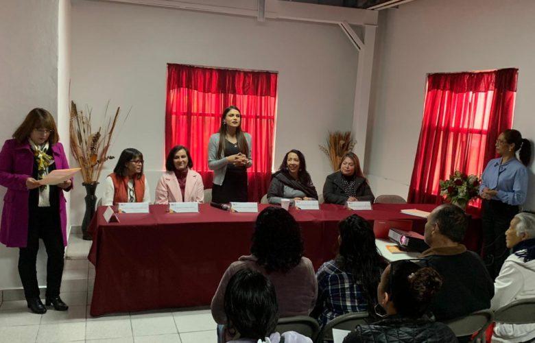 "Inicia curso ""Escuela Para Padres"" de DIF Municipal"