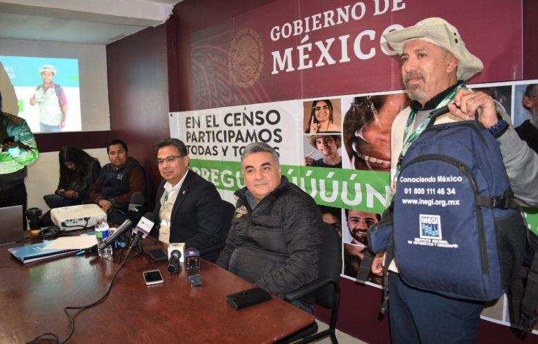 Exhortan a abrir las puertas a Encuestadores del INEGI