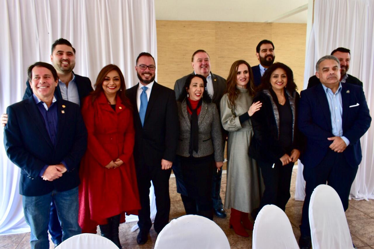 Realizan cambio de Mesa Directiva de la Asociación De Profesionales Inmobiliarios De Playas De Rosarito