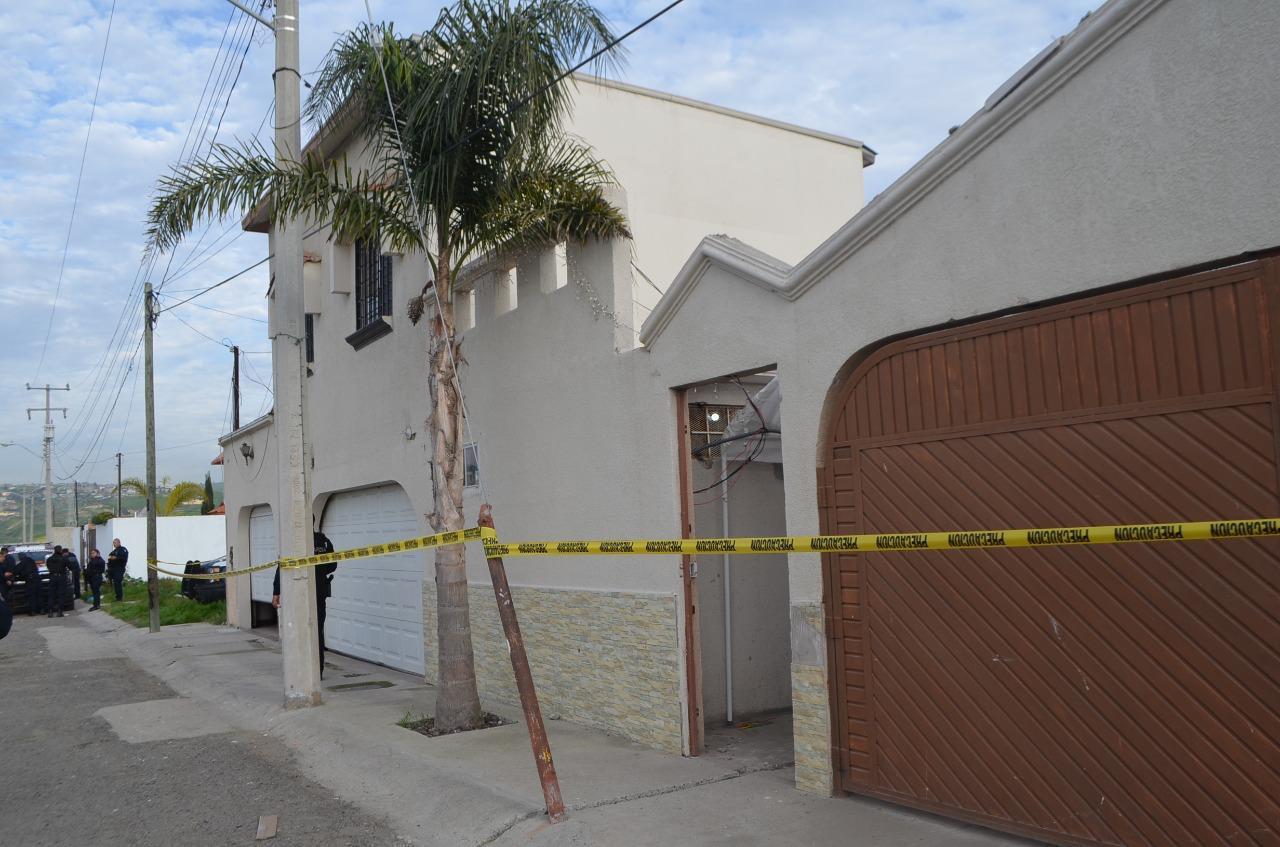 Desmantelan inmueble del Cártel De Sinaloa donde resguardaban armas y droga