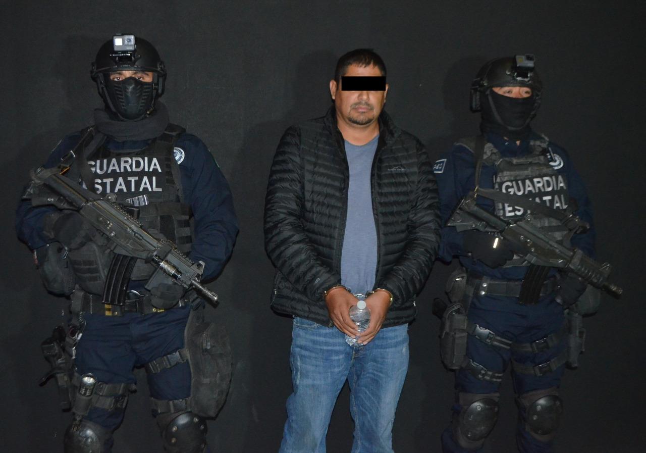 """Capturan a """"la Vieja"""" en Rosarito uno de los líderes del Cártel de Santa Rosa de Lima"""