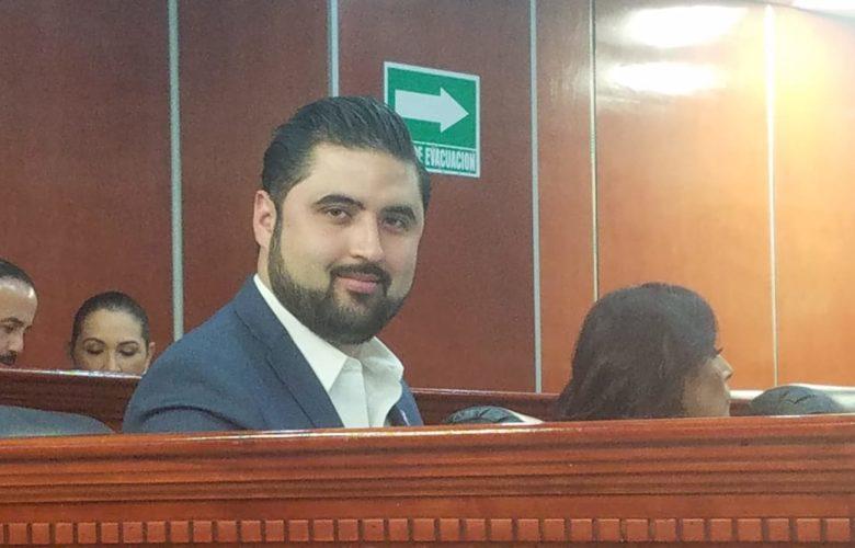 Presenta Otañez exhorto para concluir libramiento en Ensenada