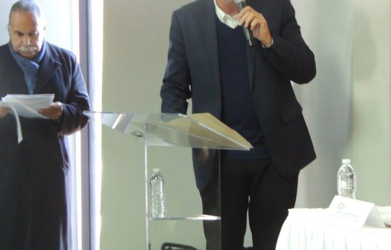 Reconoce CANACO trayectoria del empresario Héctor Lutteroth