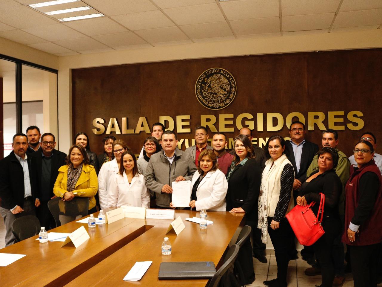 Instalan Comité Municipal de Salud en Rosarito