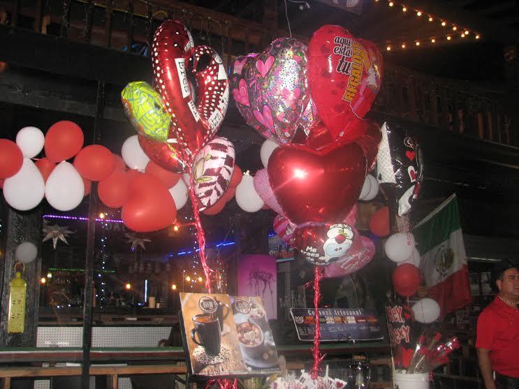 San Valentín reactiva la economía de negocios