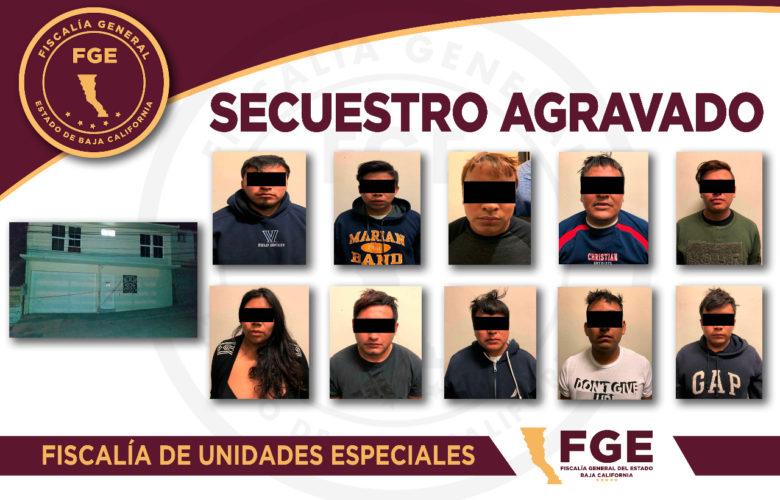 Rescatan a dos migrantes que estaban secuestrados