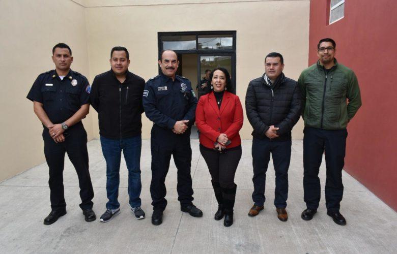 Dan a conocer resultados de seguridad obtenidos en enero en Rosarito