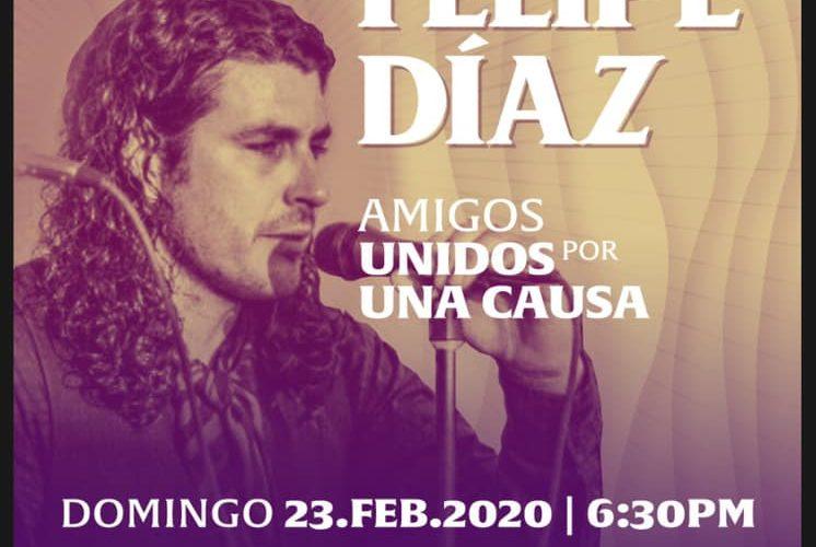 Homenaje al cantaor Felipe Díaz
