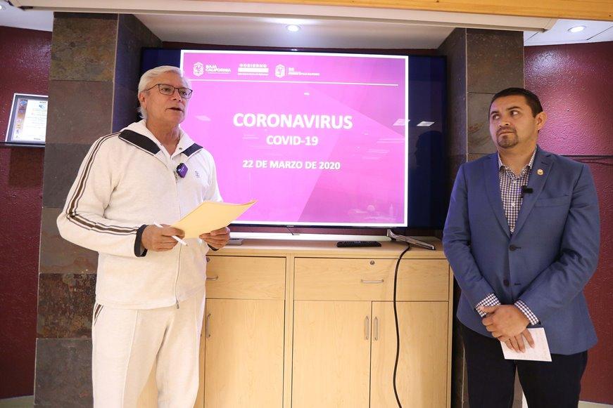 Anuncian plan de reconversión de hospitales públicos para atender casos de COVID19