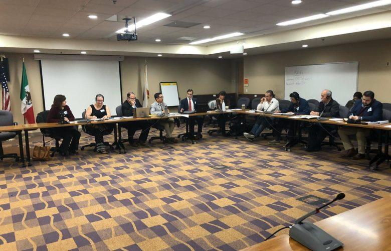 Participa CESPT en reunión con la Agencia de Protección Ambiental de California