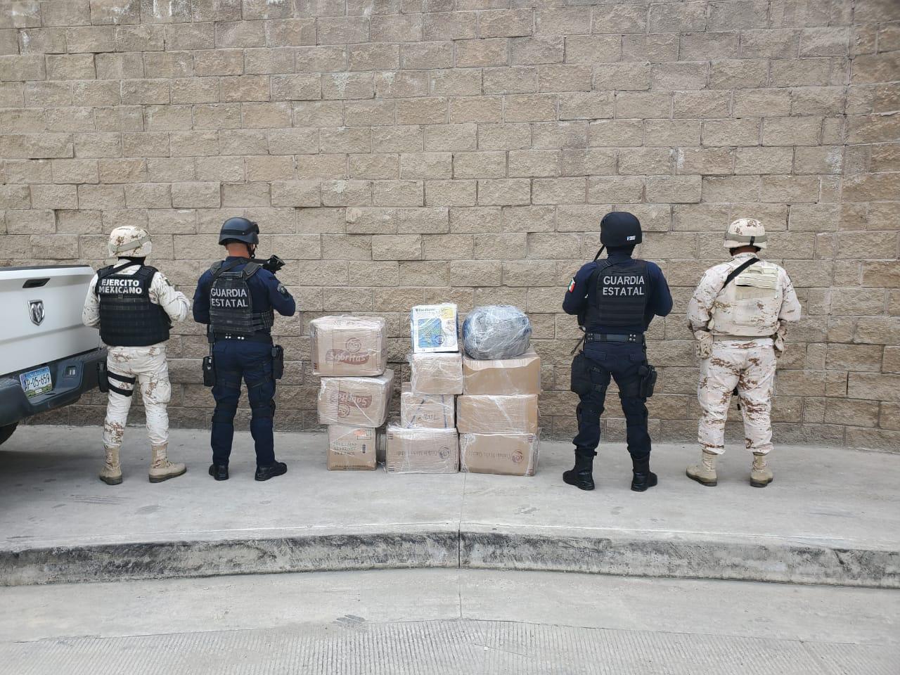 Asestan duro golpe al narcotráfico incautando más de 400 libras de metanfetamina