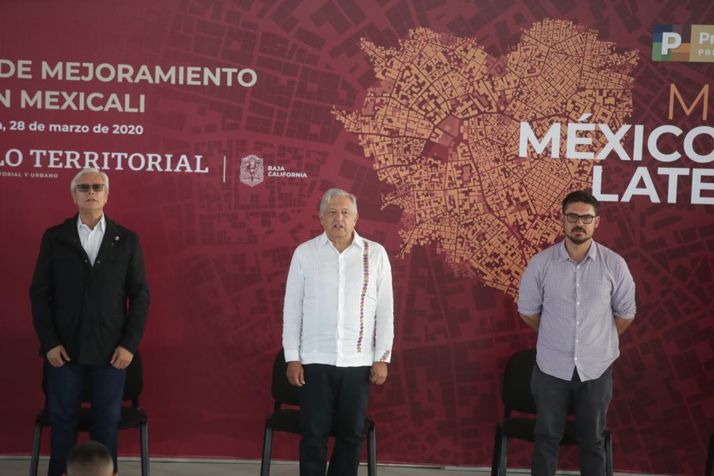Baja California es motor de cambio y ejemplo de la transformación en México: Andrés Manuel López Obrador