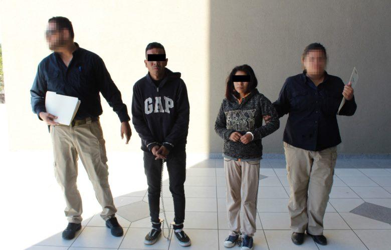 Detienen al padrastro y la mamá de Abraham de 5 años como sospechosos de su homicidio