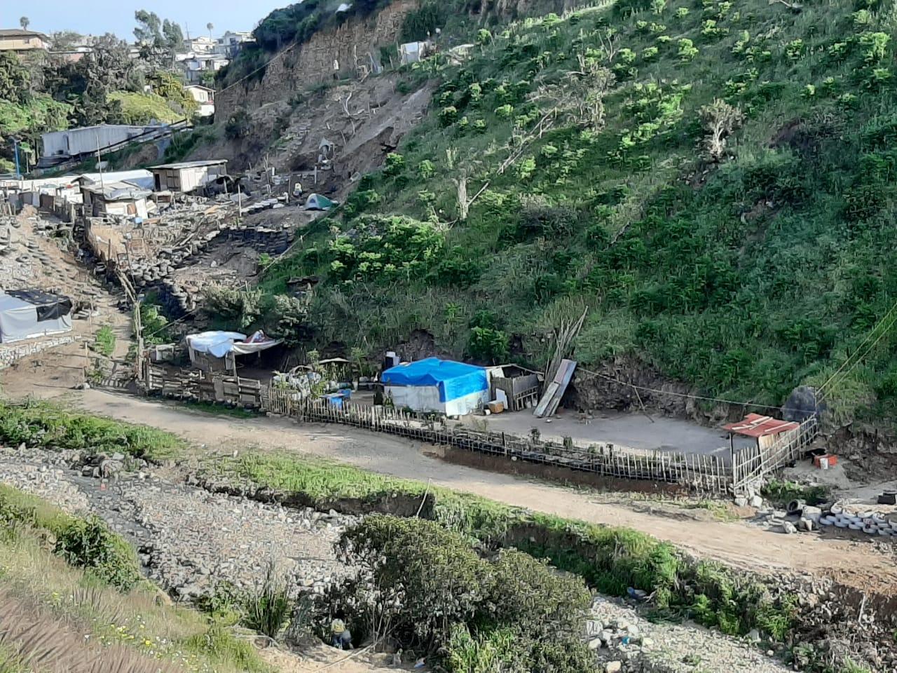 Residentes de Hacienda Linda Vista denuncian invasión