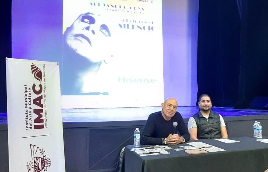 """Invita IMAC a espectáculo de pantomima """"A REÍR CON EL SILENCIO"""" con el actor Alejandro Keys"""
