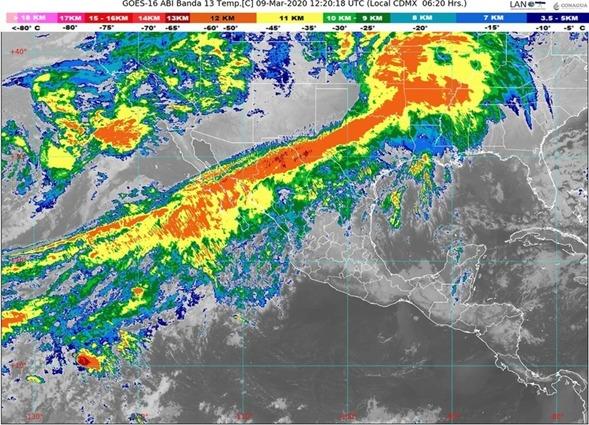 Exhortan extremar precauciones ante pronóstico de lluvias